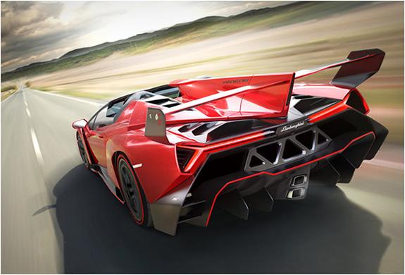 Lamborghini Veneno Roadster | Image