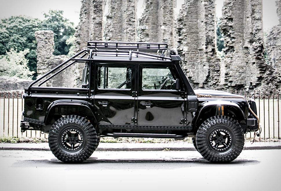 Land Rover Defender SVX Spectre | Image