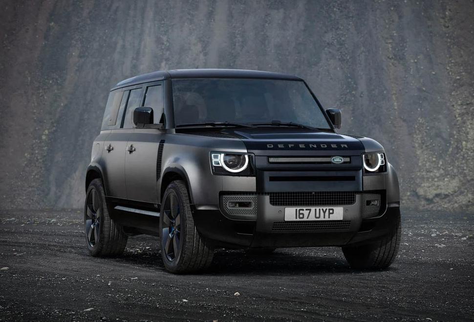 Land Rover Defender V8 | Image