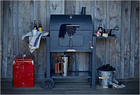 Landmann Vista Charcoal Grill | Image