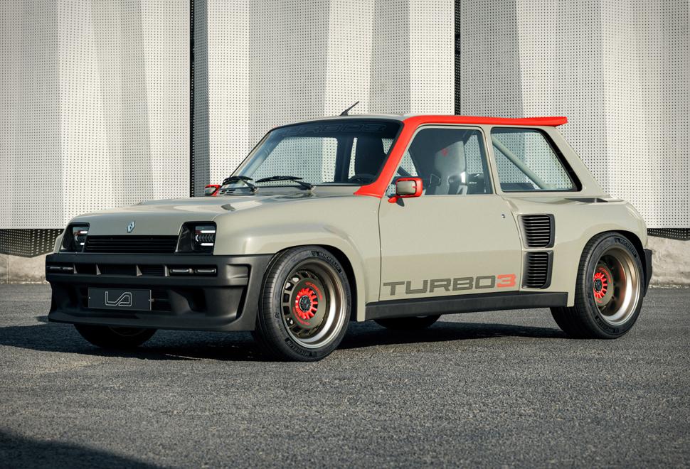 Legende Automobiles Turbo 3 | Image