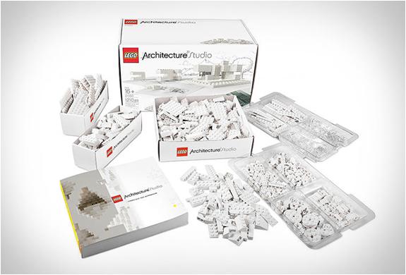 Lego Architecture Studio | Image