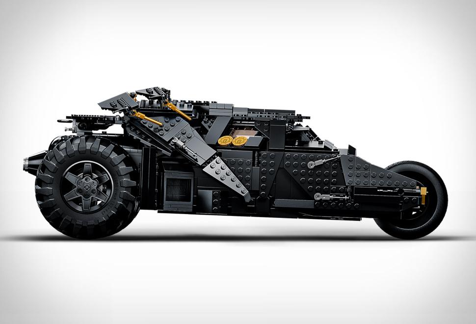 LEGO BATMOBILE TUMBLER | Image