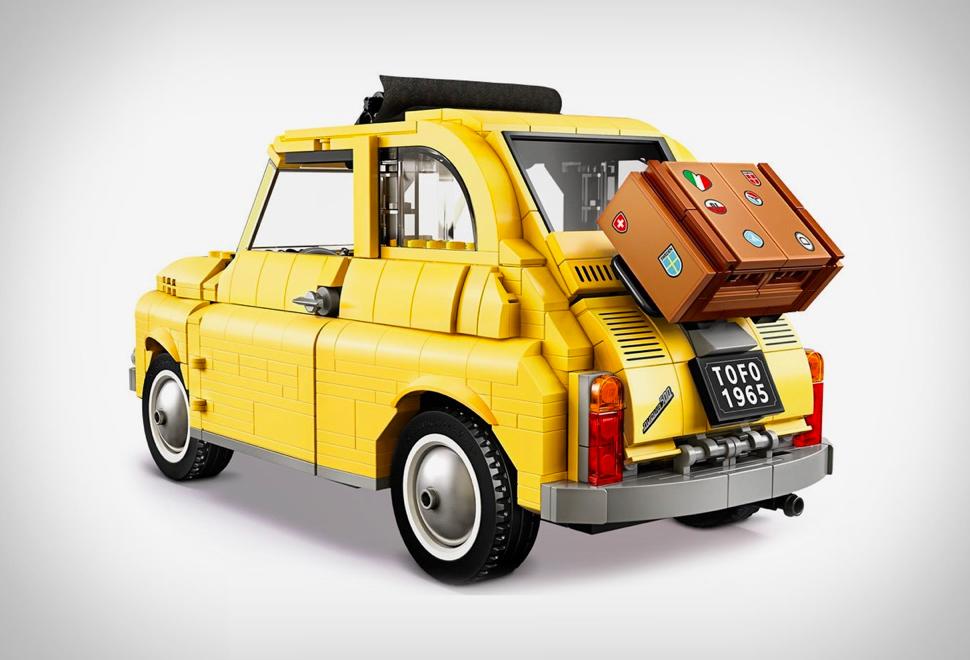 Lego Fiat 500 | Image