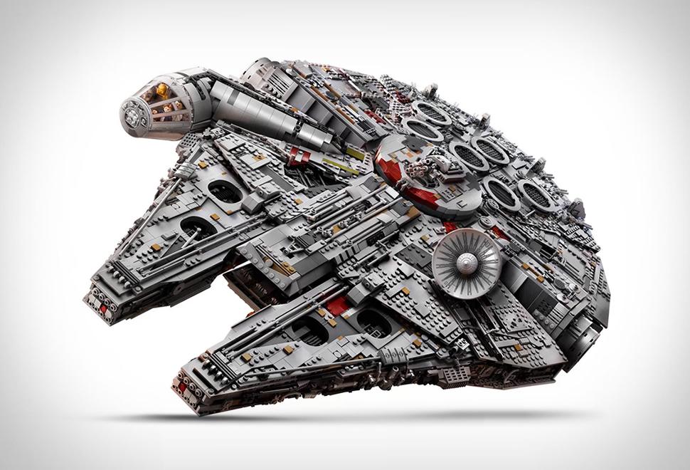 LEGO MILLENNIUM FALCON | Image