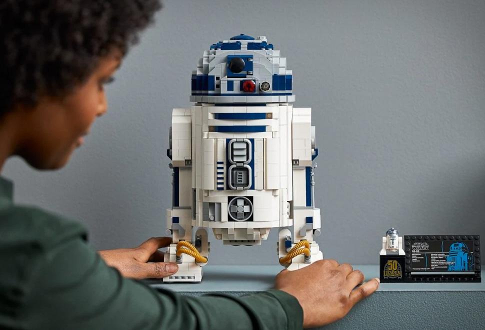 Lego R2-D2 | Image