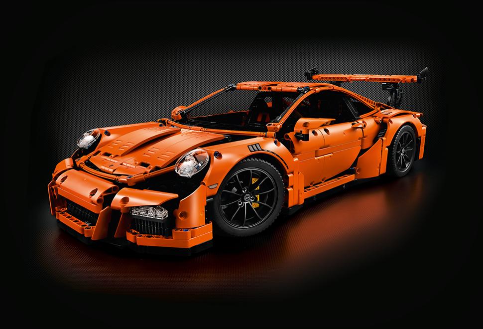 Lego Technic Porsche 911 GT3 RS | Image