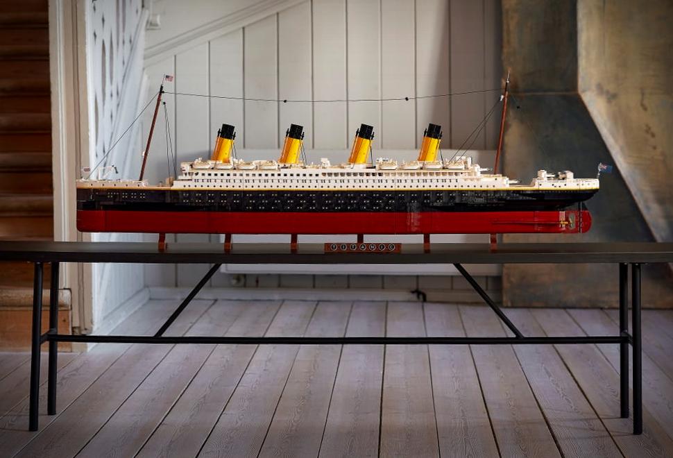 Lego Titanic | Image
