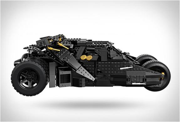 Lego Tumbler Batmobile | Image