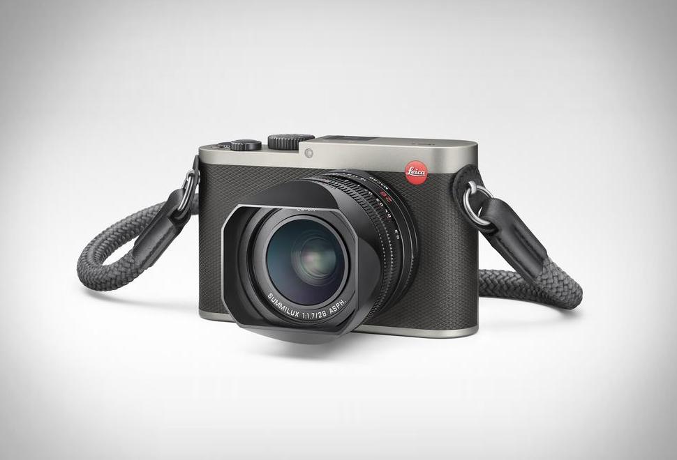 Leica Q Titanium Gray | Image