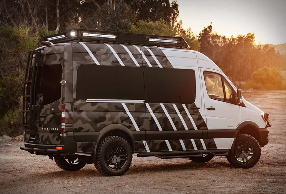 Lexani Extreme Terrain Camper | Image