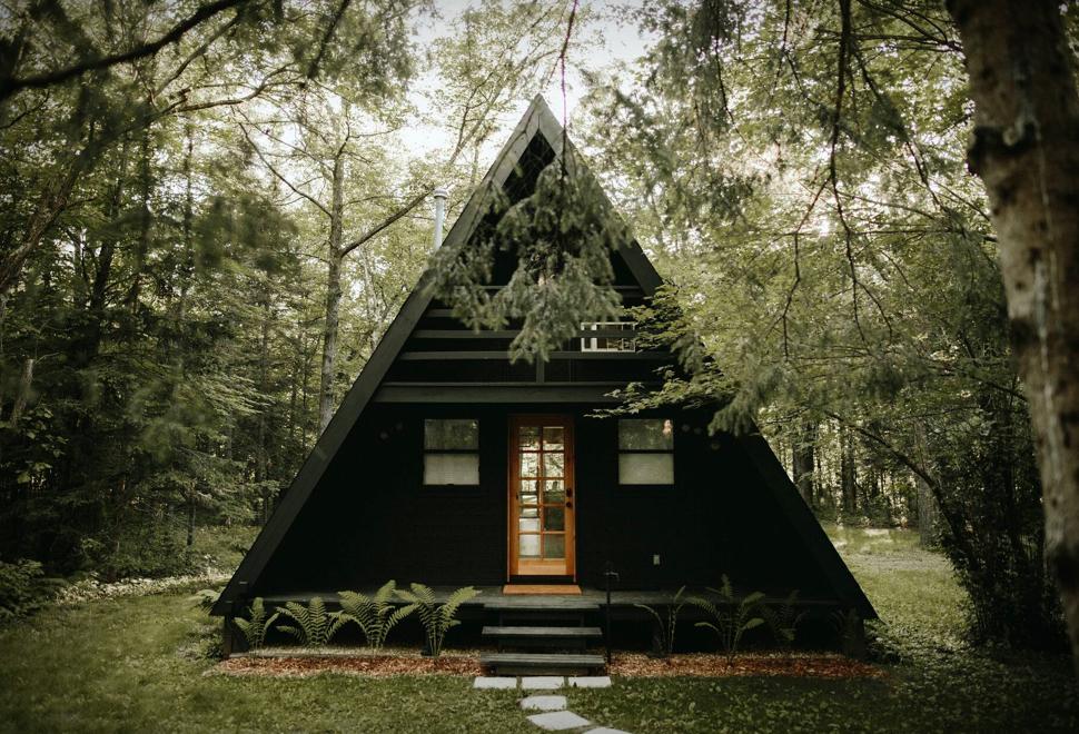 Lilla Norr A-Frame Cabin | Image