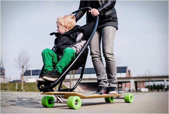 Longboard Stroller | Image