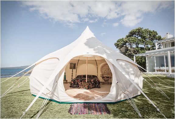 Lotus Belle Tent | Image