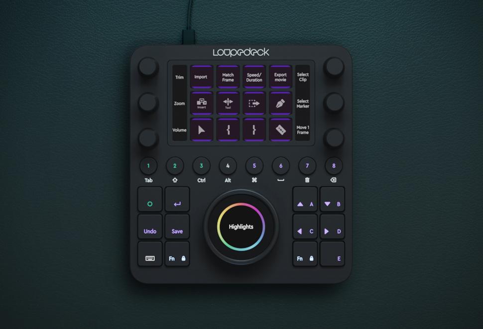 Loupedeck Creative Tool | Image