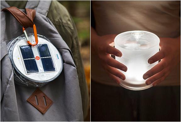 Luci Inflatable Solar Lantern | Image