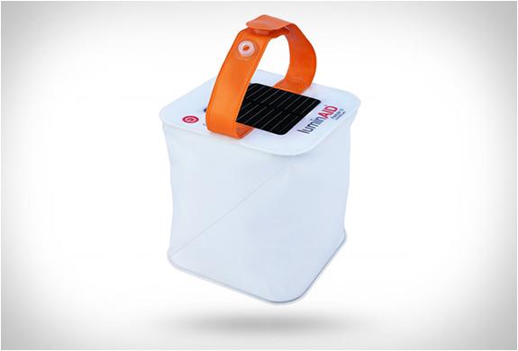 Luminaid Inflatable Solar Lantern