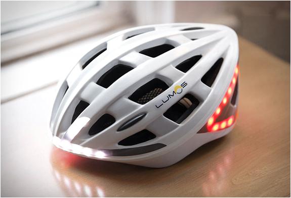Lumos Smart Helmet | Image