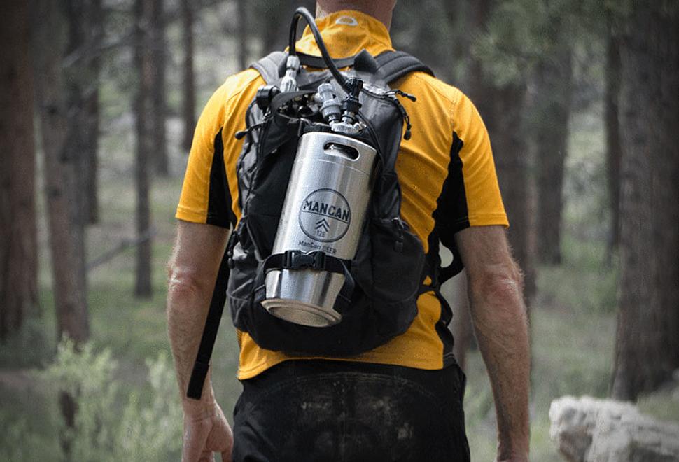 Mancan Personal Keg System | Image