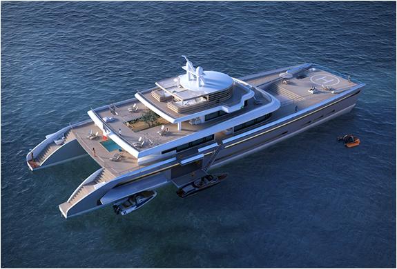 Manifesto Catamaran Superyacht | Image
