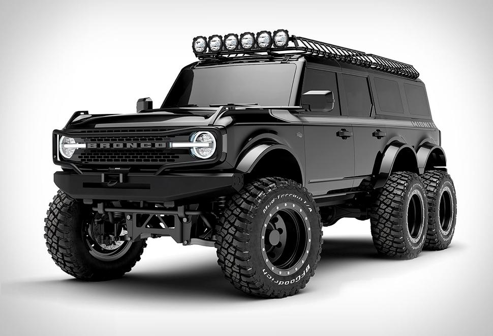 Maxlider Bronco 6x6 | Image