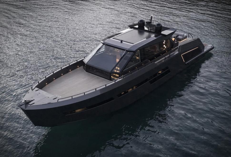Mazu 82 Yacht | Image