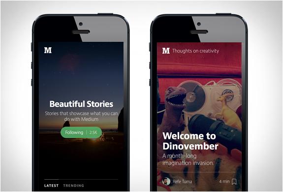 Medium App | Image