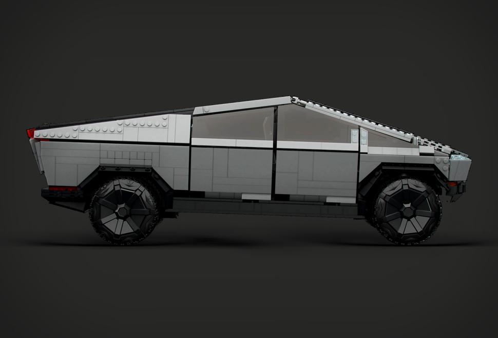 Mega Tesla Cybertruck | Image