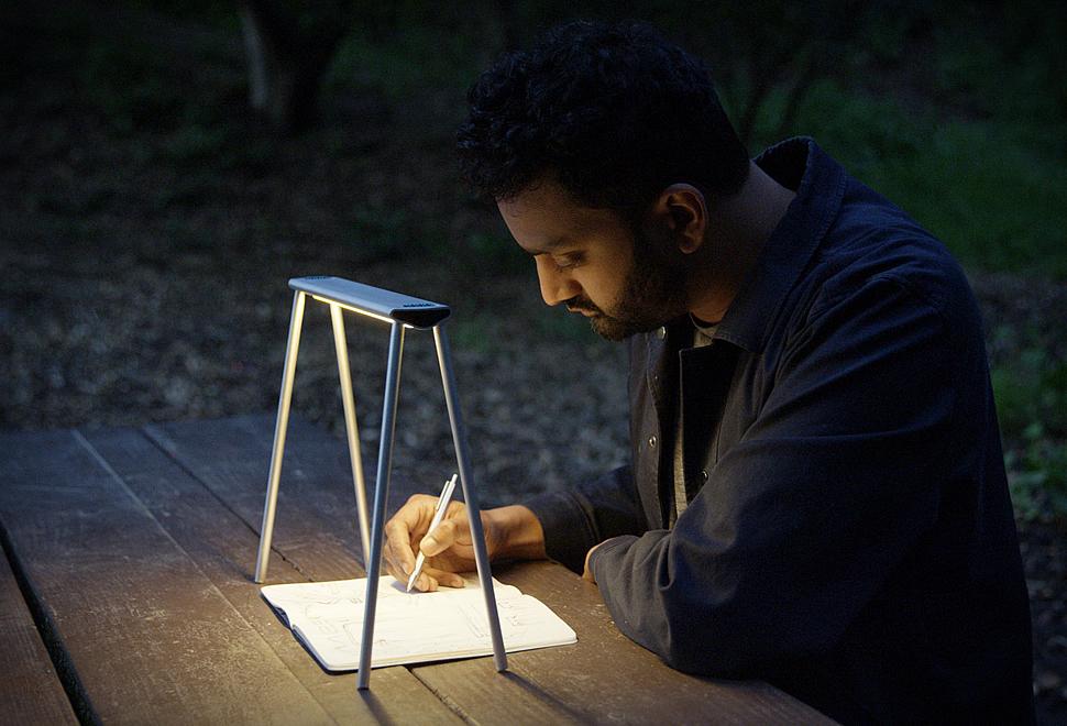 Mesa Portable Light | Image