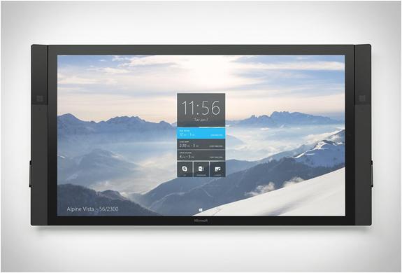 Microsoft Surface Hub | Image