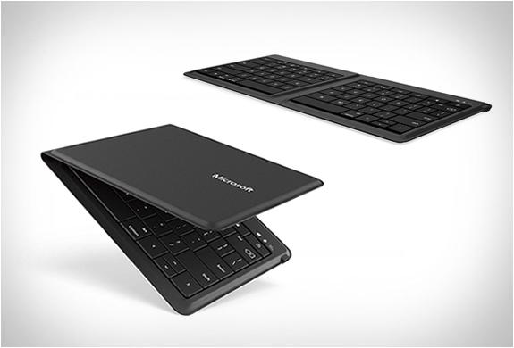 Microsoft Universal Foldable Keyboard | Image