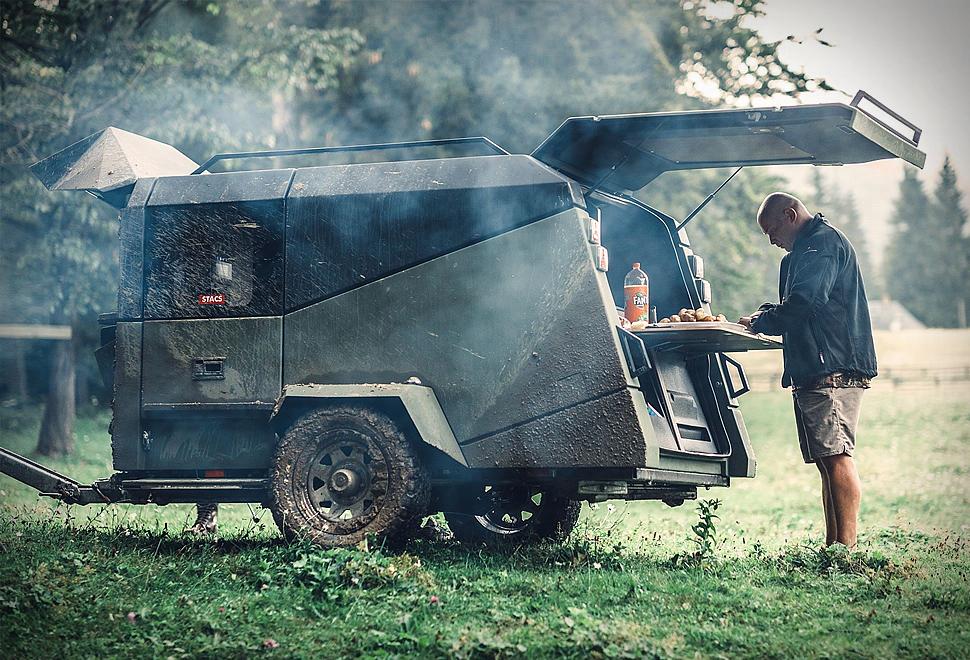 Migrator Off-Road Camper | Image