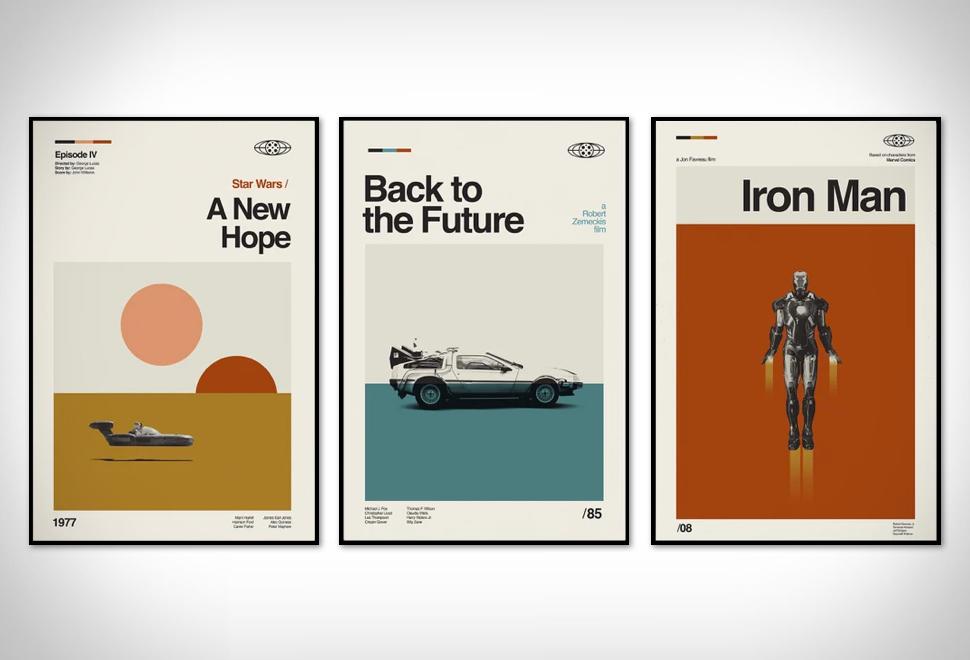 Minimalist Movie Posters | Image