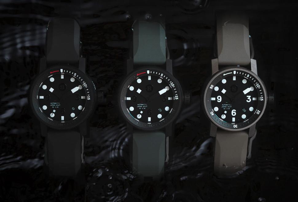 Minus-8 Diver 2020 | Image