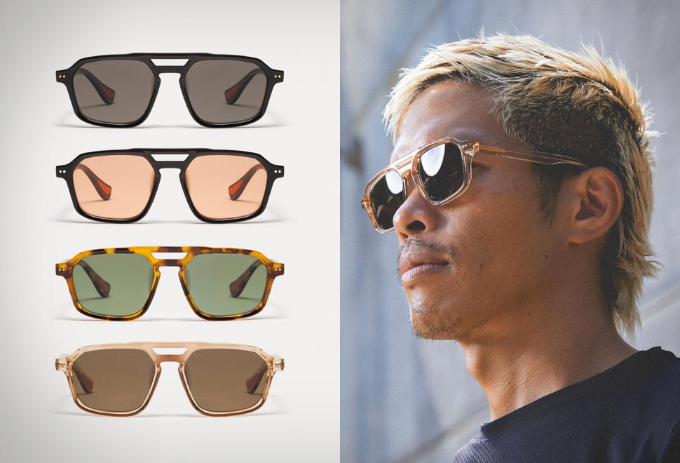 Mission Workshop Navigator Sunglasses | Image