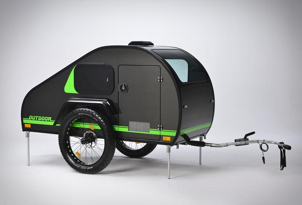 Mody Bike Camper | Image