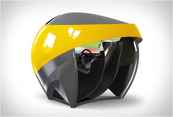 TL3 RACING SIMULATOR | Image