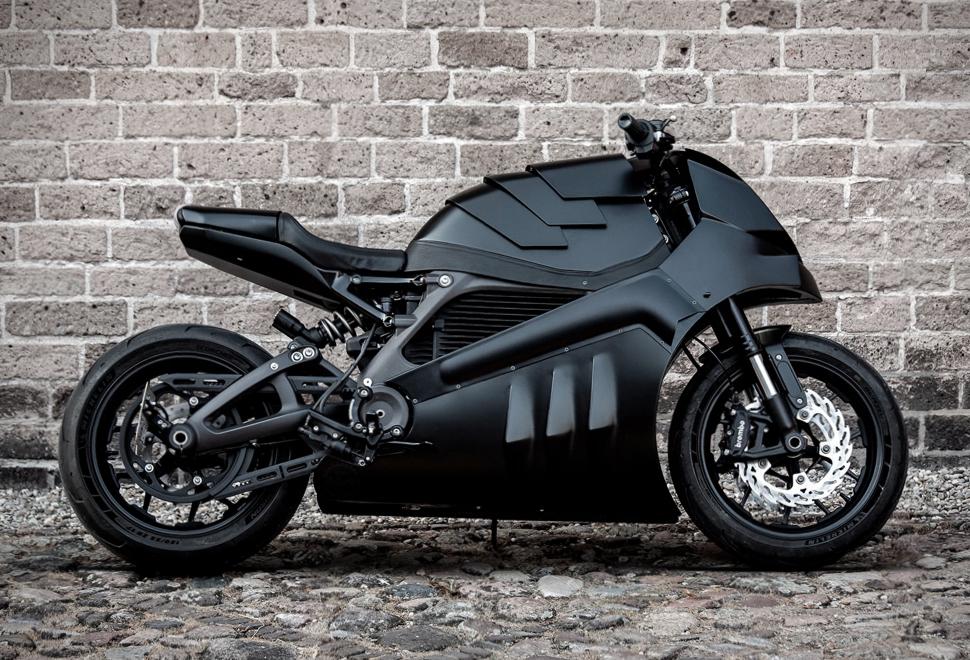 Moto Adonis Harley-Davidson LiveWire | Image