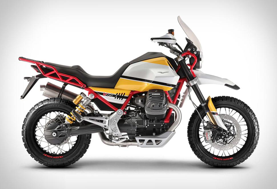 MOTO GUZZI V85 | Image