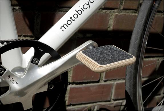 Moto Urban Pedal | Image