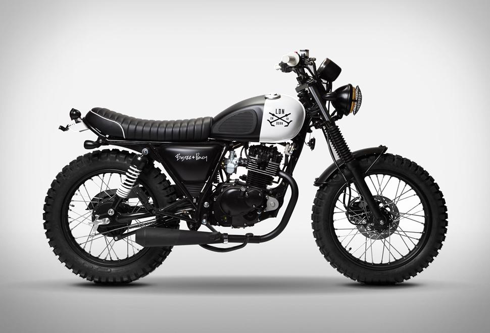 LDN BORN MUTT MOTORCYCLE | Image
