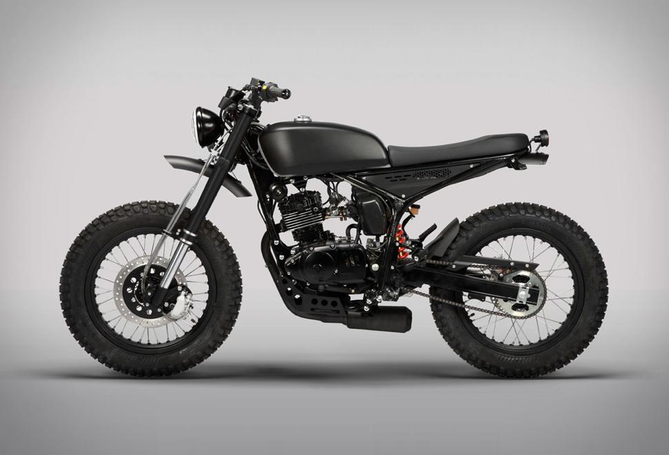 Mutt Razorback Motorcycle | Image