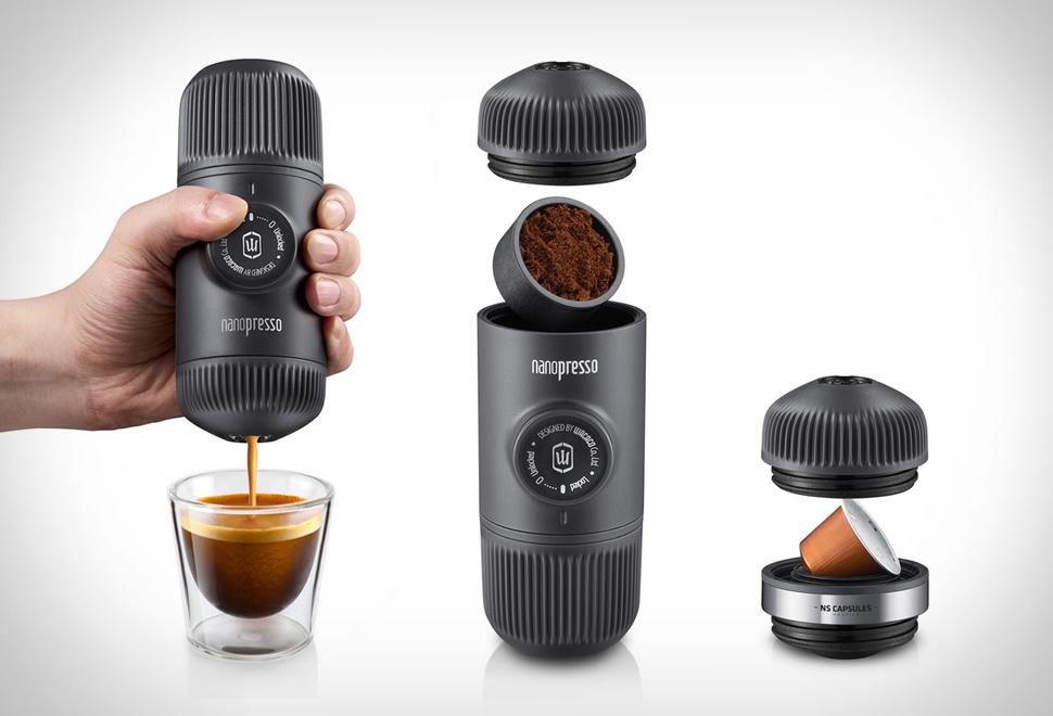 Nanopresso Portable Espresso Maker | Image