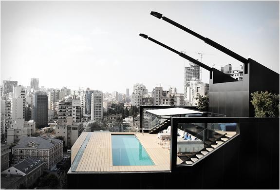 Nbk Residence | By Bernard Khoury | Image