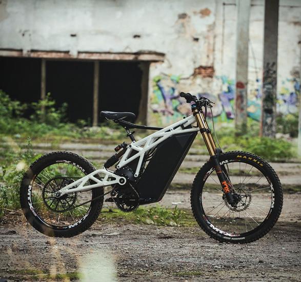 Neematic Fr 1 Electric Bike