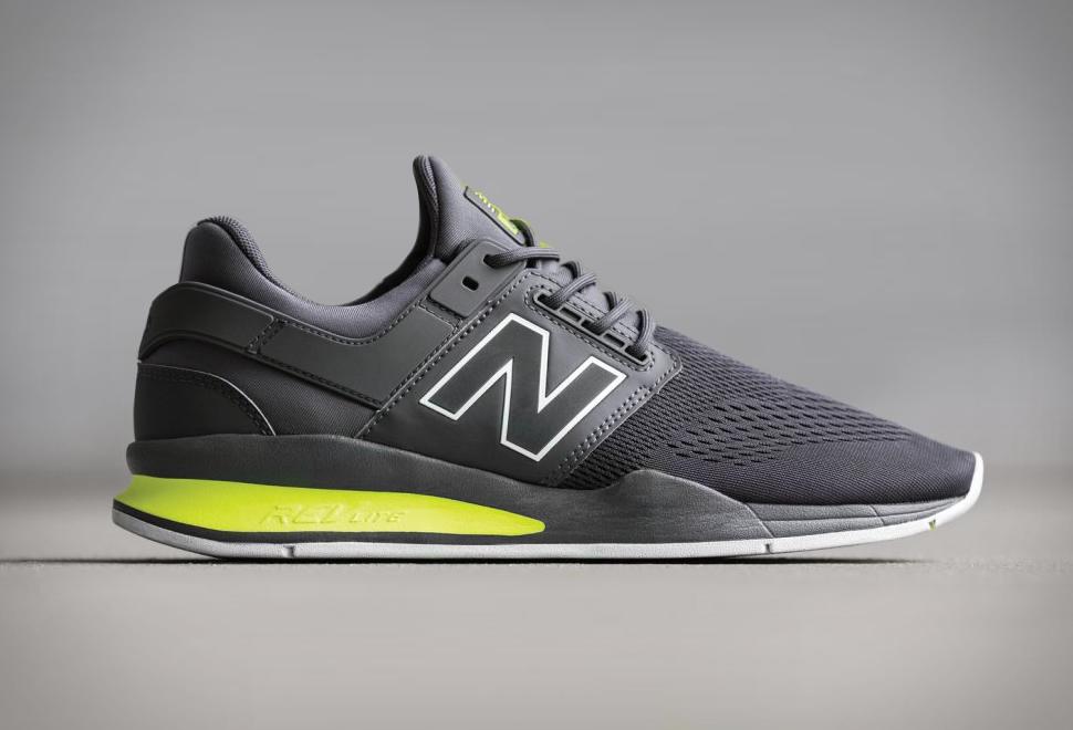 new balance 247 sport verde