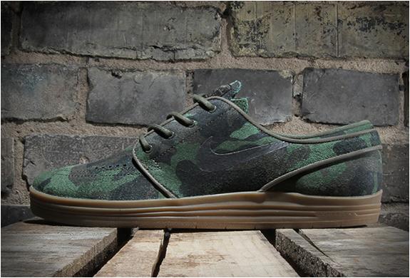 Nike Sb Lunar Stefan Janoski Camo | Image
