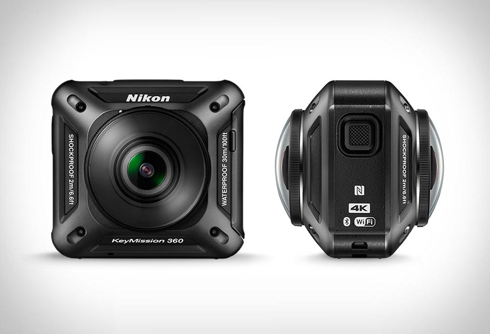 Nikon Keymission 360 | Image