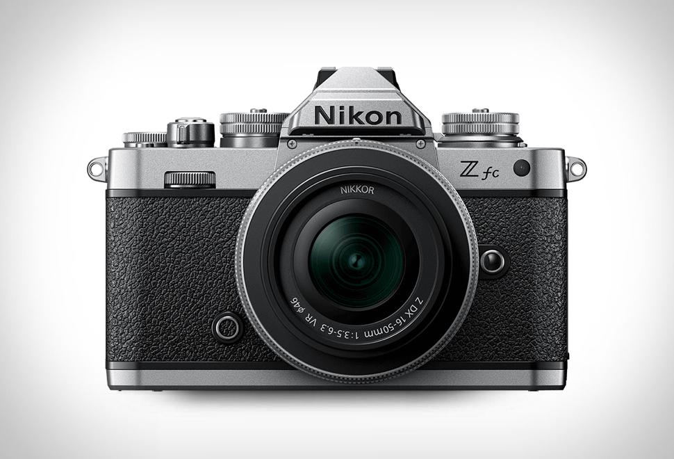 Nikon Z fc Mirrorless Camera | Image