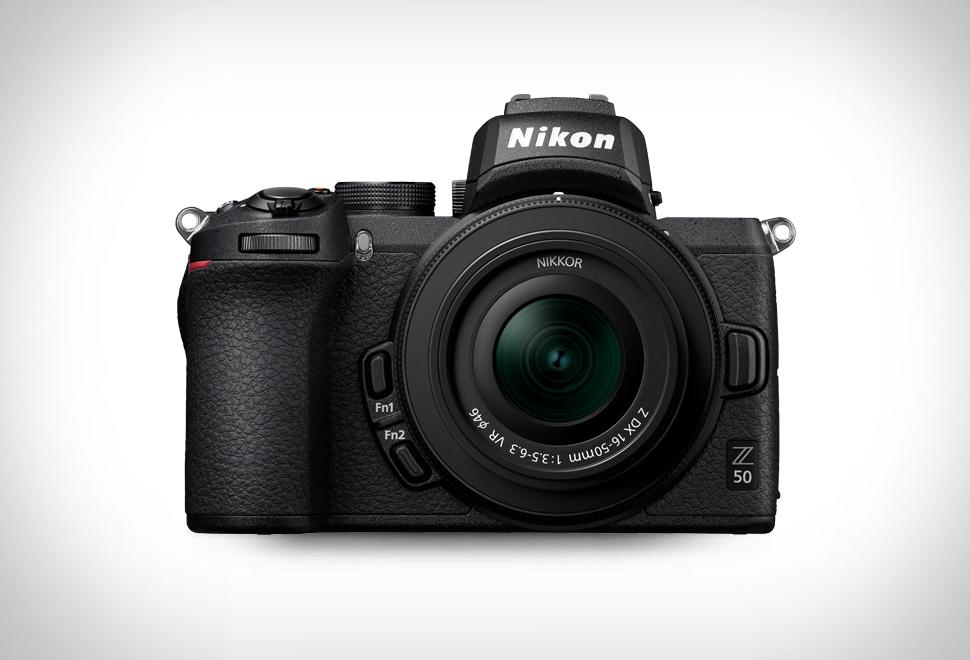 NIKON Z50 | Image
